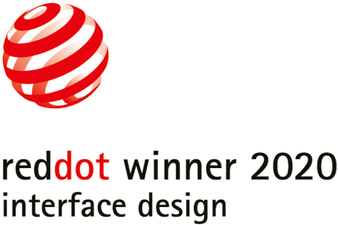 Red Dot Design Award 2020 UX Design Interface Design